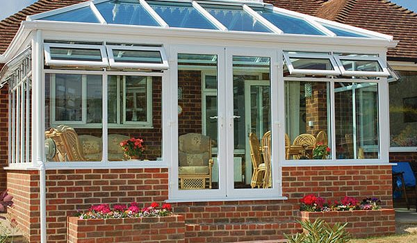 Building An Orangery Conservatory Home Extension