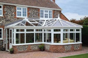 New uPVC Conservatories