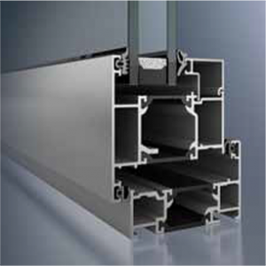 aluminium double glazed window profile
